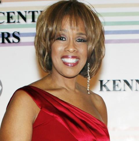 BLE R�RT: Gayle King er Oprah Winfreys bestevenninne, og ble r�rt til t�rer da hun s� Oprah bli intervjuet. Foto: Jacquelyn Martin/AP/Scanpix