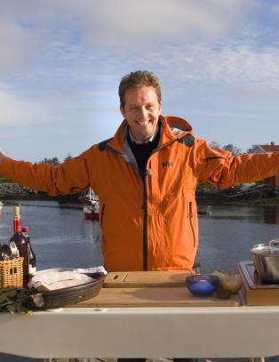 Amerikansk tv-heder til Dagbladets matspaltist