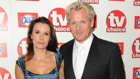 EKTEPAR: Gordon og Tana Ramsay har vært gift siden 1996. Foto: Stella Pictures