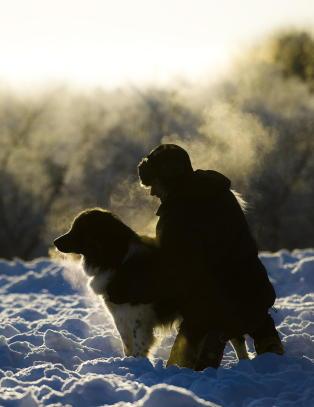 Solform�rkelsen gj�r at alt dyreliv stopper helt opp klokka 10.48 i Bergen. Klokka 11.08  stopper alt i Troms�