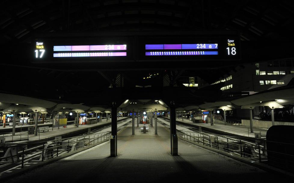 Oslo Sentralstasjon Oslo er Fra Oslo Sentralstasjon