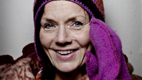 GRAVER I SLEKTA : Mari Maurstad er en del av programmet Hvem tror du at du er? Foto: Lars Eivind Bones / Dagbladet