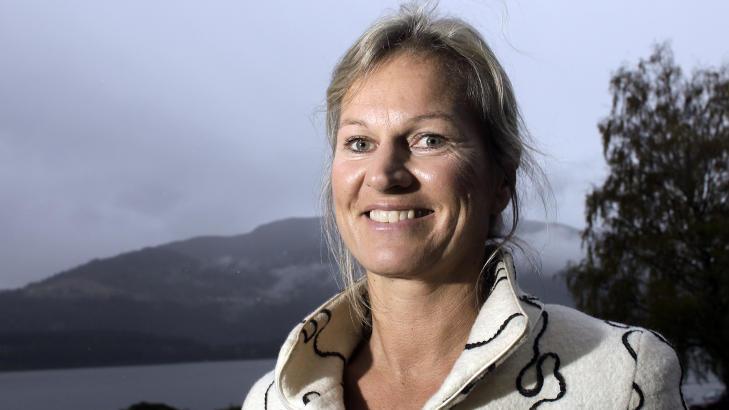 GRAVER I SLEKTA:  Kristin Krohn Devold er en del av programmet Hvem tror du at du er? Foto: Ole C. H. Thomassen / Dagbladet