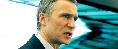 Nok motstand i H�yre til � �delegge for Jens