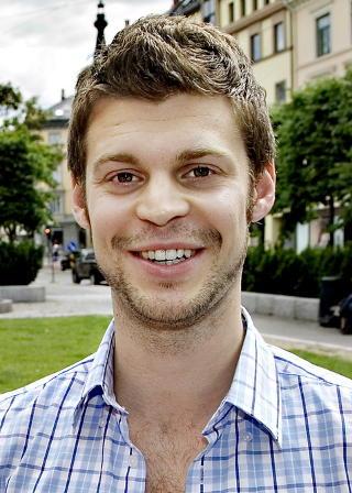 REAGERER: Bj�rnar Moxnes, gruppelseder for R�dt i bystyret i Oslo. Foto: Lars Eivind Bones