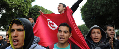 Angriper departement i Tunisia