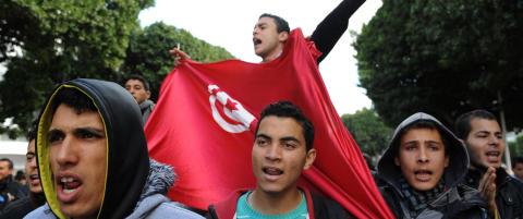 Angriper departement i Tunisia