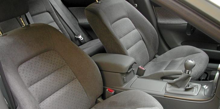 GOD STANDARD: Interi�ret p� en brukt Mazda 6 fra 2002-2007 holder god standard. Terje Bj�rnsen