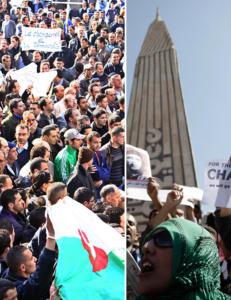 N� sprer masse- protestene seg