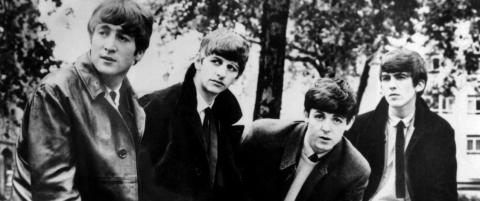 The Beatles-medlem til Norge