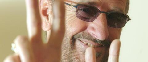 Ringo Starr skriver barnebok