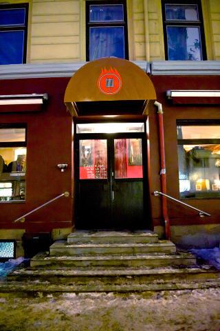 Viestads spisested:: Restaurant St. Lars,  Foto: Roger Brendhagen/Dagbladet