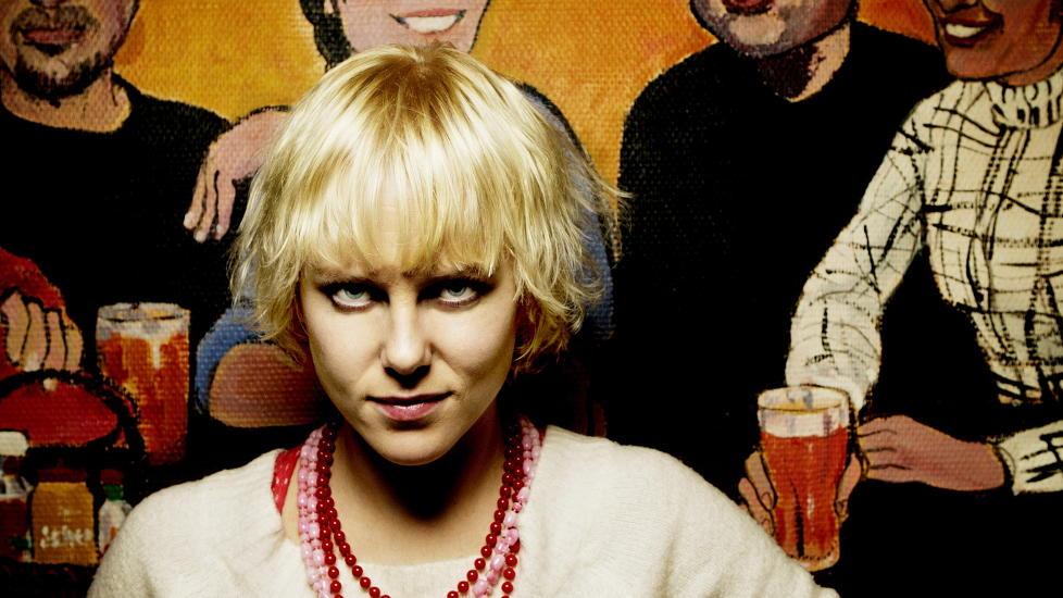 SKUMMEL:  Ingrid Bolsø Berdal skal spille heks i Tommy Wirkola sin film om Hans og Grete. Tidligere har hun blant annet spilt i skrekkfilmene «Fritt Vilt».   Foto: Jørn H.Moen