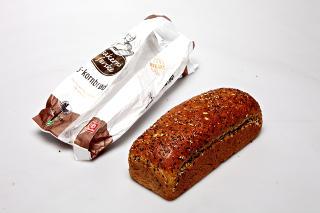 Bakers, Ferske 5-korn br�d: Har lavere grovhetsprosent enn �nskelig, men har et greit innhold av fiber.