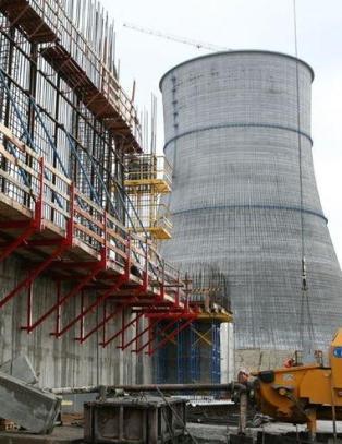 �Tsjernobyl-kraftverk� i drift 1100 km fra Oslo