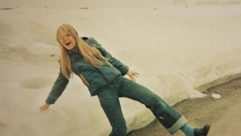VENDEPUNKT: Elisabeth Smuk mistet moren i en bilulykke da hun var 14 �r gammel. Etter det ble hun og br�drene splittet. Elisabeth fikk fosterforeldre, men slet med narkotikamisbruk.  Foto: Agnete Brun / Dagbladet