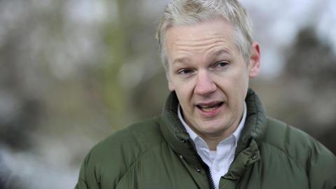 NEKTER FOR BESKYLDNINGEEN: Wikileaks-grunnlegger Julian Assange. Foto: Reuters/Paul Hackett/Scanpix