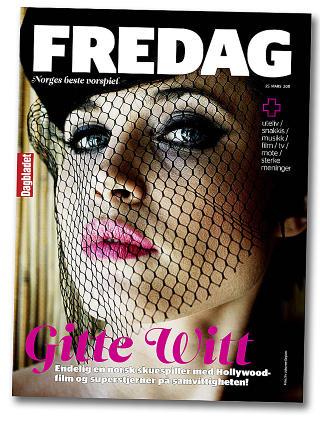 NORGES BESTE VORSPIEL: Denne saken er hentet fra Dagbladet FREDAG.