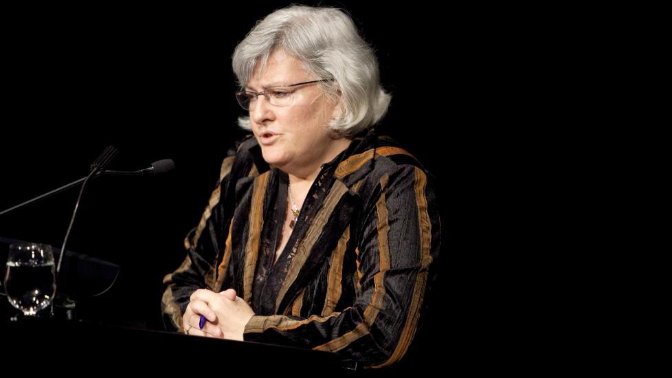 SL�R TILBAKE: Nina karin Monsen svarer B�rd Nylund i LHH. Onani i enhver form er un�dvendig � lovregulere, skriver hun. Foto: Espen R�st