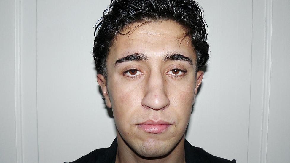D�DSD�MT: Iranske Rahim Rostami (19) ble tvangsutsendt fra Norge til Iran. Der skal han ha blitt kastet rett i skrekkfengselet Evin utenfor hovedstaden Teheran. Foto: Privat