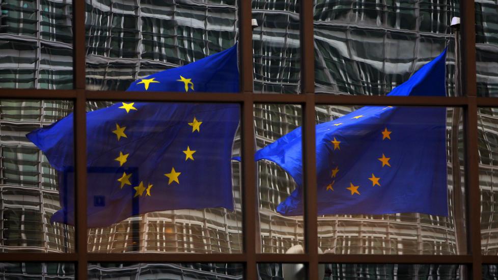 MOTSTAND I EU: Flere EU-land dro Datalagringsdirektivet inn for h�yesteretten. AFP PHOTO / DOMINIQUE FAGET