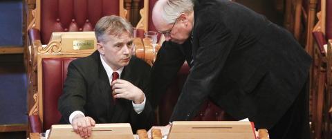 Stortinget sa ja til datalagring