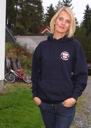 MOBILISERER: Lene Andreassen. Foto: Privat