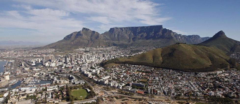 1. PLASS: Reisenettstedet Tripadvisor har k�ret Cape Town til verdens beste reisem�l i 2011. Foto: SCHALK VAN ZUYDAM/AP/SCANPIX
