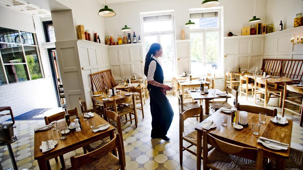 L�kka-italiener:Trattoria Popolare er en ny satsning fra innehaverne av restaurantsuksesserArakataka, Ylajali, og Olympen.Konseptet er ferske r�varer og enkle smaker, tilberedt og servert p� ekte italiensk vis.  Foto: Thomas Rasmus Skaug  / Dagbladet