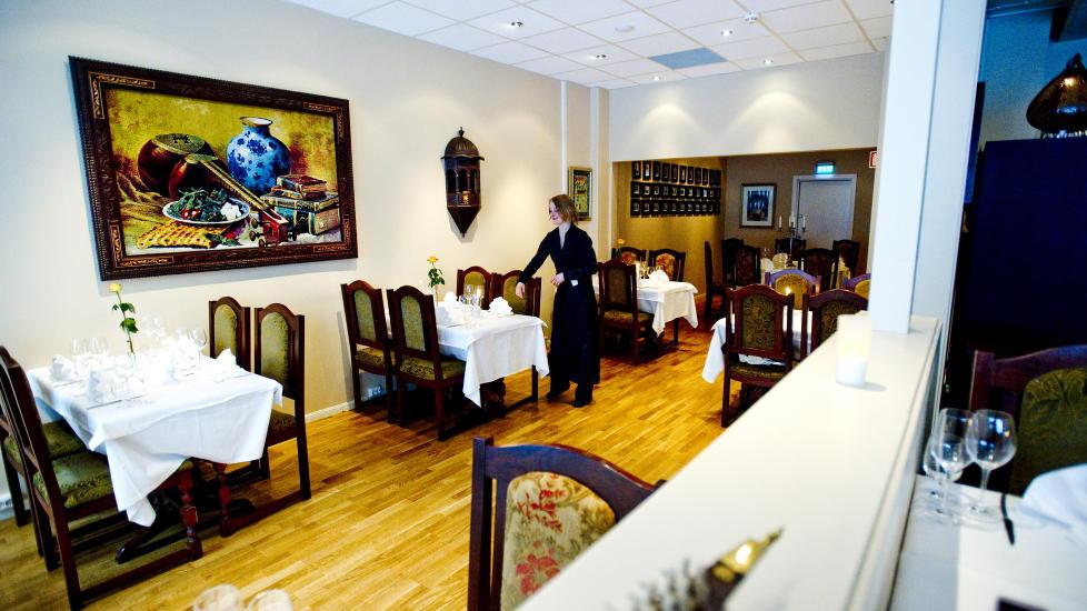 eskorte nett romantisk restaurant oslo