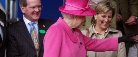 Fant bombe i Irland før dronning Elizabeth kom