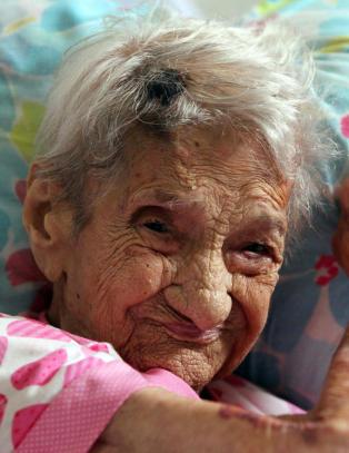�Bestemor Quita� er verdens eldste n�levende menneske