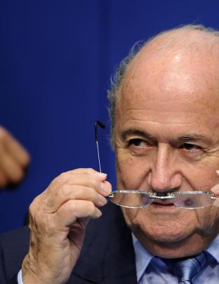 - Det beste for fotballen er om FIFA legges i ruiner