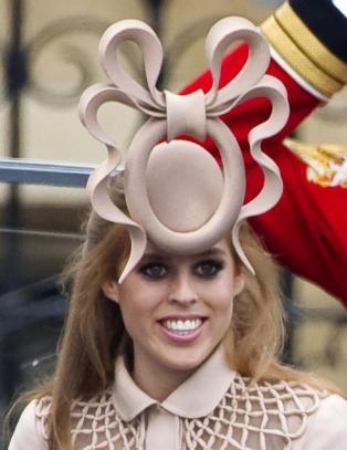 Prinsesse Beatrices �dolokk� ble gullgruve