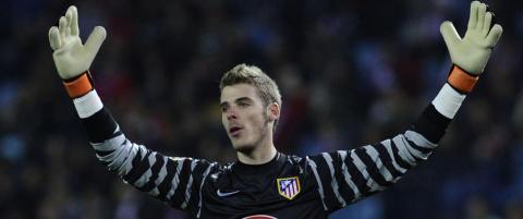 De Gea slipper inn flest langskudd i La Liga