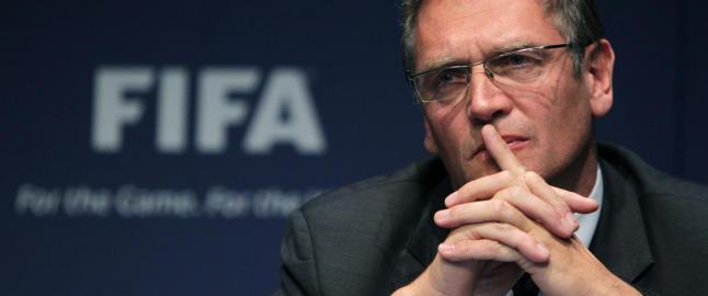 FIFAs generalsekret�r sier Qatar kj�pte fotball-VM i 2022