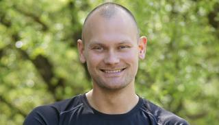 TRENINGSEKSPERT: Erlend Vada er personlig trener p� Elixia Majorstuen. Foto: Privat