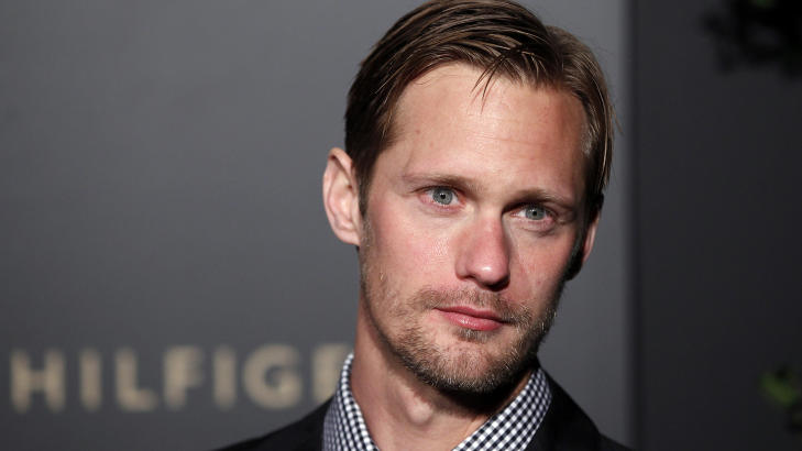 DEN FRSTEFDTE: Skuespiller Alexander Skarsgard, best kjent for rollen som vampyren Eric i serien True Blood, er Stellan og My Skarsgrds frstefdte. Foto: REUTERS/Lucas Jackson/Scanpix