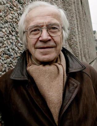 Professor Nils Christie er d�d