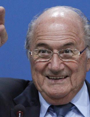 FIFA nekter � slippe dokumentet som kan velte Sepp Blatter