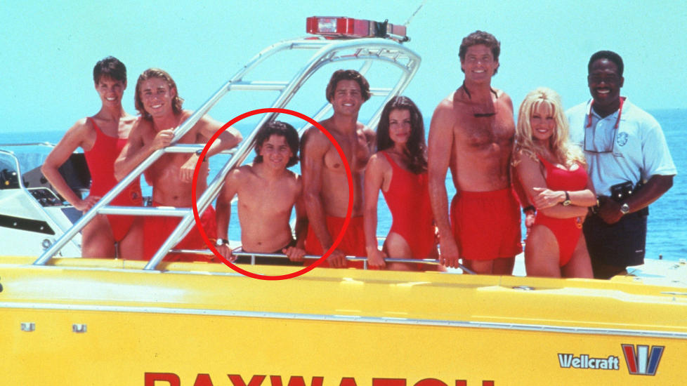 The Strange Saga of Jeremy Jackson: Ex-'Baywatch ...
