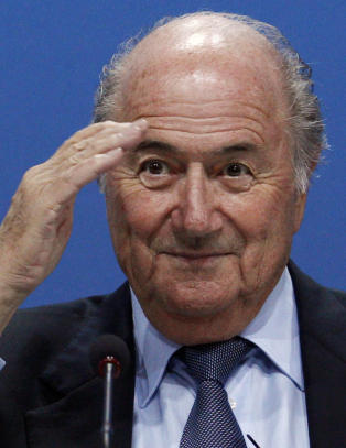 Fuck Norge - fuck heller for Blatter og bl�reQatar