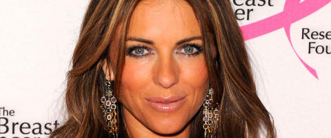 Elizabeth Hurley er skilt