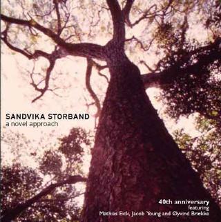 SANDVIKA STORBAND: Album nr 11, og kanskje det beste til n�.