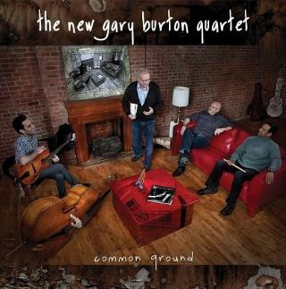THE NEW GARY BURTON QUARTET: Ny Burton-kvartett i toppklasse, med nytt gitar-ess.