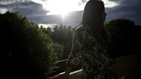 - PRESSET UT: I juni 2011 skrev Dagbladet om en filippinsk assistent som sa hun ble presset ut av jobben etter at hun varslet om seksuell trakassering. 34-�ringen jobbet som personlig assistent for en handikappet mann i selskapet Uloba. FOTO: BENJAMIN A. WARD/DAGBLADET