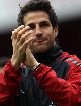 Arsenal selger Fabregas om prisen er rett