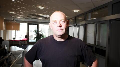 - BRA: - Det er bra at Oslo kommune forsikrer seg om at funksjonshemmede i byen kan leve gode liv med BPA, og at ting g�r riktig for seg, sier informasjonssjef i Uloba, Jon Torp, til Dagbladet. Foto: EIRIK HELLAND URKE/DAGBLADET