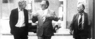 Hemmelig KGB-arkiv med opplysninger om Treholt