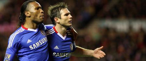 - Chelsea m� kvitte seg med Drogba og Lampard